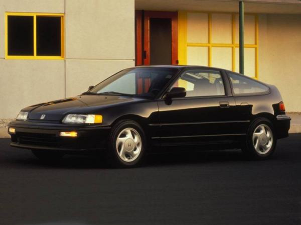 Honda Civic CRX #2