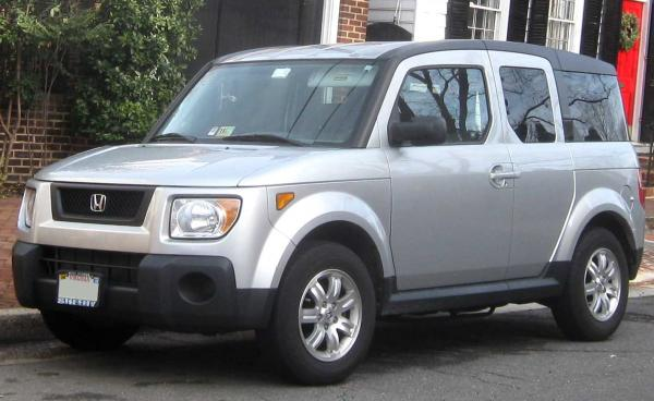 Honda Element EX-P #4