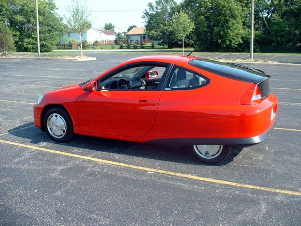 Honda Insight 2002 #5