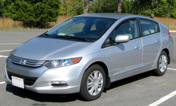 Honda Insight LX #5