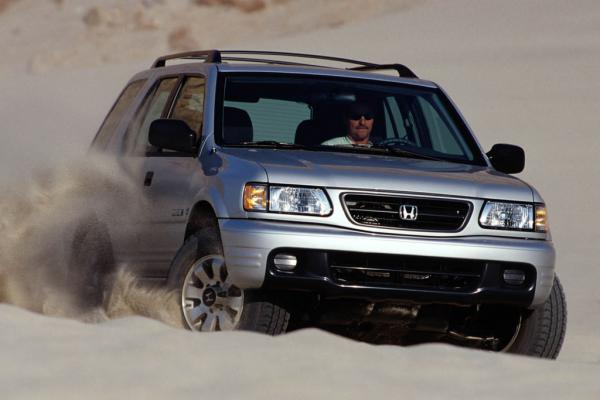 Honda Passport #4