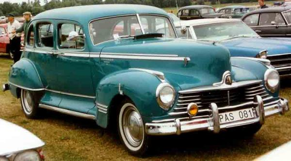 1946 Hudson Commodore