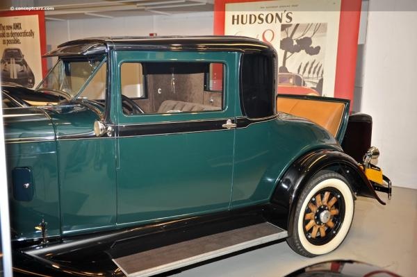 Hudson Greater Eight 1930 #4