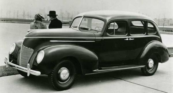1939 Hudson Pacemaker