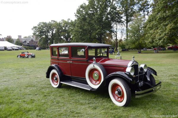 Hupmobile Century Series 125
