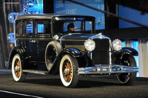 Hupmobile Century Series A