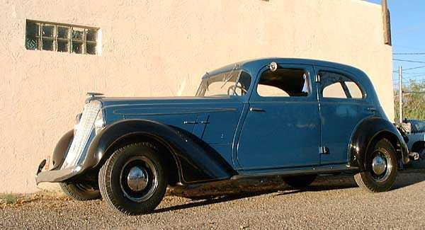 Hupmobile Series 427-T