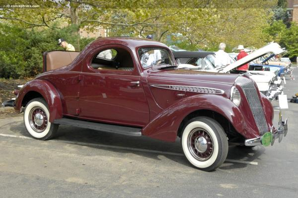 Hupmobile Series 618-D #4