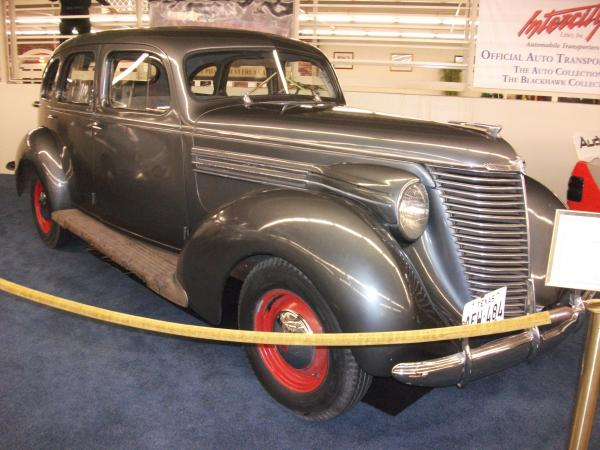 Hupmobile Series 822-E #2