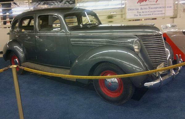 Hupmobile Series 822-E #5