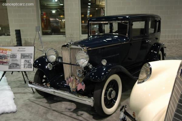 Hupmobile Series B-216