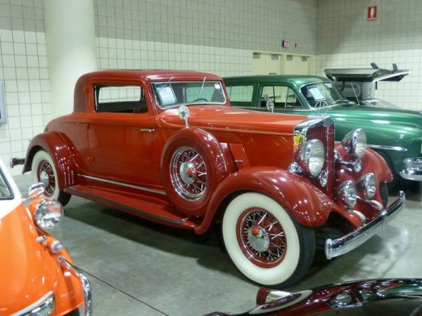 1932 Hupmobile Series C-221