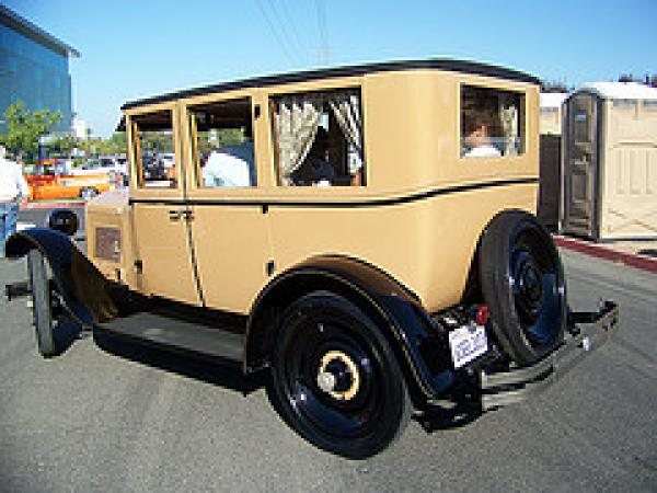 Hupmobile Series I-326 #4