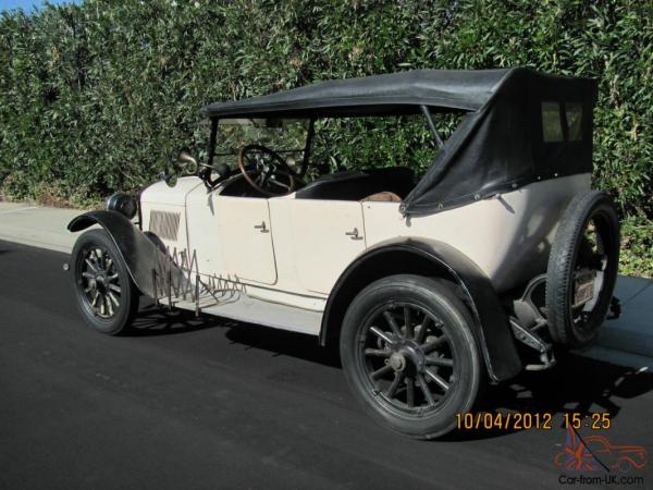 Hupmobile Series R-12 #5