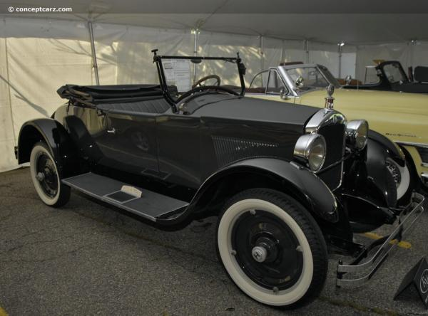 Hupmobile Series R-4