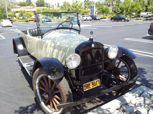 Hupmobile Series V-237 #3