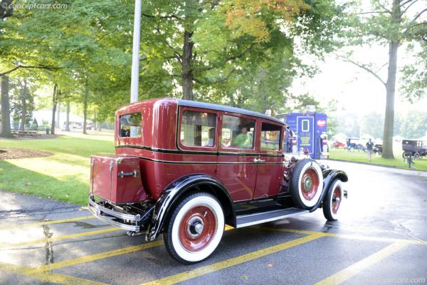 Hupmobile Series V-237 #5
