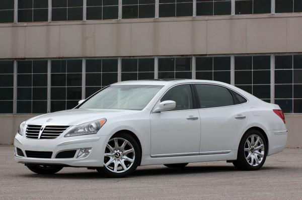 Hyundai Equus Ultimate #3
