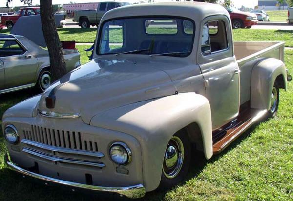 1951 International Pickup