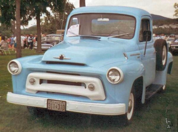 1958 International Pickup