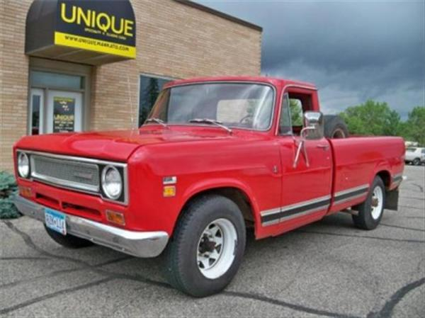 1971 International Pickup