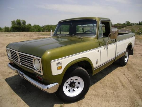 1973 International Pickup