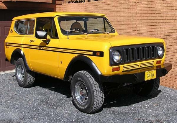 International Scout 1978 #5