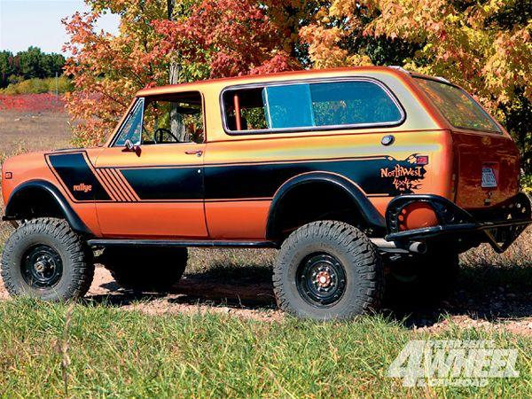 International Scout 1980 #4