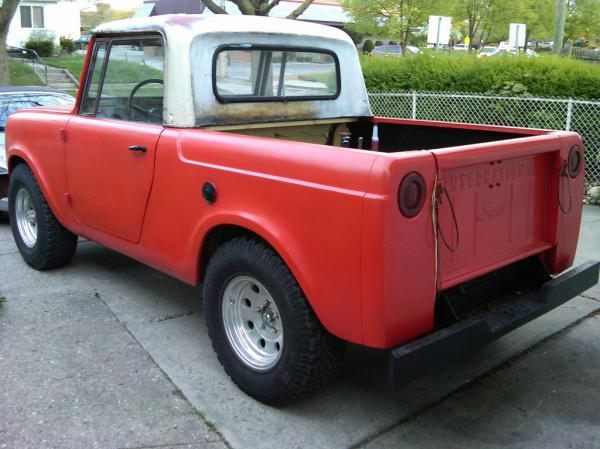 International Scout 80