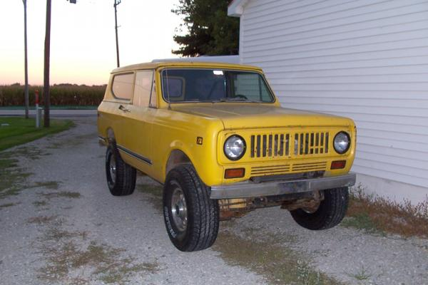 International Scout II 1973 #3
