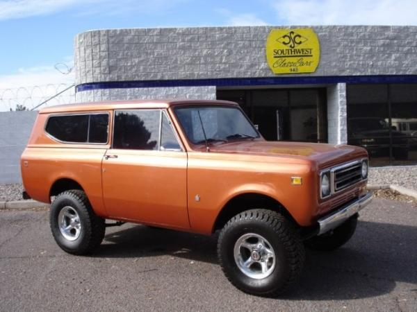 International Scout II 1973 #4