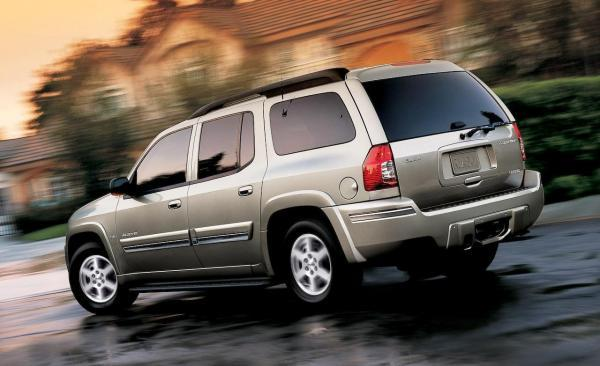 Isuzu 2008 Ascender coming straight to the comfort