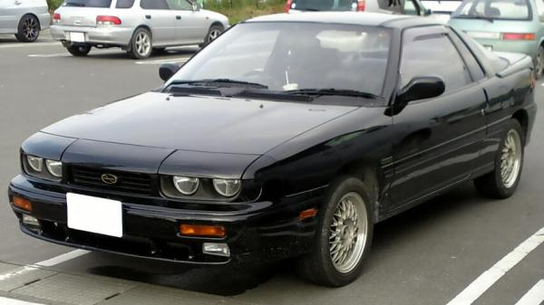 1989 Isuzu Impulse