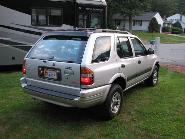 Isuzu Rodeo 1999 #5