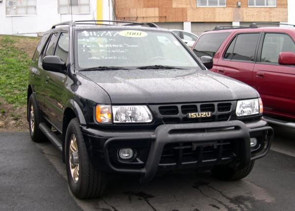 Isuzu Rodeo 2001 #1