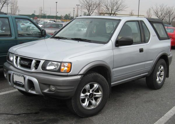 Isuzu Rodeo 2001 #2