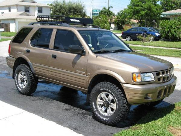 Isuzu Rodeo 2001 #3