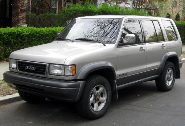 Isuzu Trooper 2000 #3