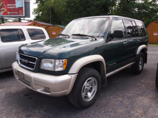 Isuzu Trooper S #4