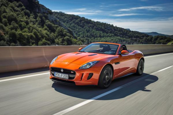 Jaguar F-Type 2014 #3