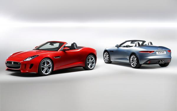 Jaguar F-Type 2014 #4