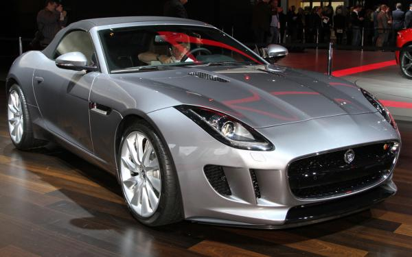 Jaguar F-Type 2014 #5