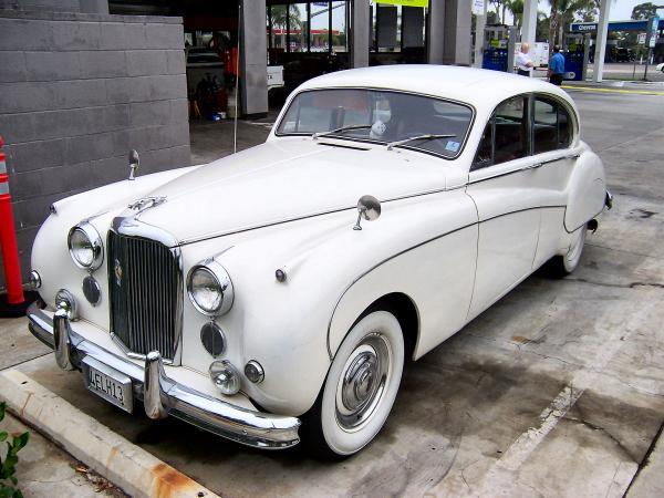 Jaguar Mark