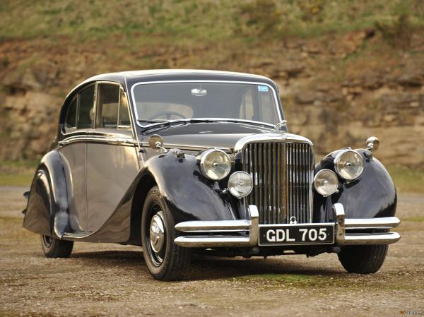 Jaguar Mark V #3