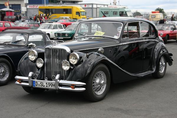 Jaguar Mark V #5