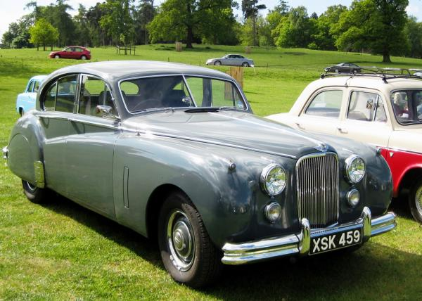 Jaguar Mark VII #2