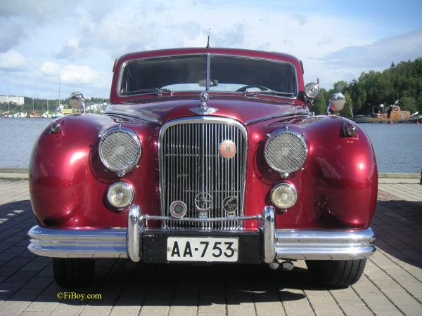 Jaguar Mark VII #5