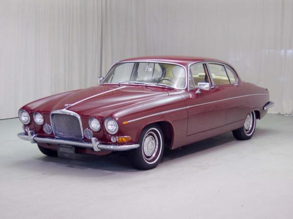 Jaguar Mark X 1964 #2