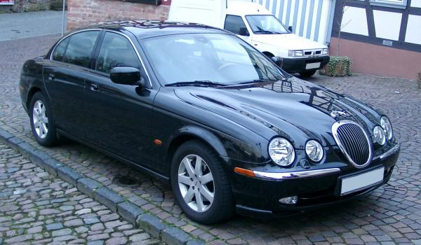 Jaguar S-Type #3