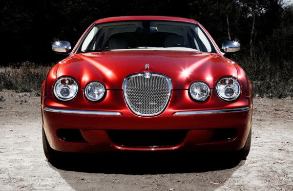 Jaguar S-Type #5